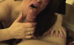 Hot milf wants to suck the cock