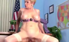 Horny bitch grandma hardcore