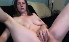 Girl milking and fingering