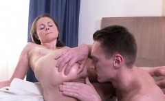 College Babe Dulce Gets Impaled By Masseur