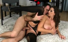 Hot Client Gets Impaled By Her Hung Lawyer