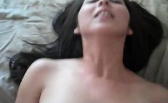 Until she cums hard fucking my spouse