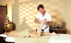 Secret masturbation and havingsex in special tricky spa