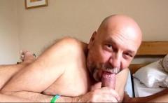 Dad beim saugen,lecken und schlecken