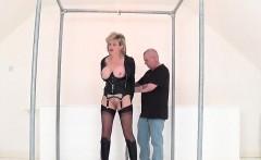 Unfaithful british milf gill ellis showcases her monster boo