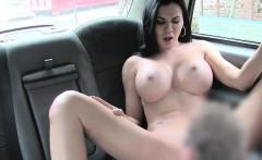 Hot and sexy Jasmine swallows hot jizz