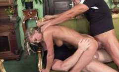 Hot MILF Double Fuck by Two Stranger