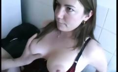 We fucked Emy a french bbw at home