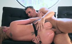 Sexy Chick Brooklyn Chase Gets Her Bumhole Ruined