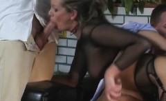 Mandy Bright screaming so hard double penetration