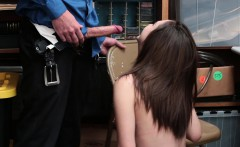 Shoplyfter- Slutty Teen Tried To Escape Gets Fucked Instead