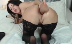 Teen brunette dildo joy