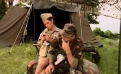 Army Group Sex