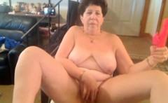 OmaFotzE Chubby Grandma Amateur webcam Showoff