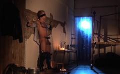 Chris Jansen gets punished by mature deviant Sebastian Kane