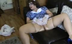 Busty wife hot blowjob and handjob