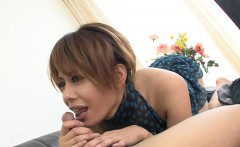 Iori is being the naughty nympho she is. This cute Japanese