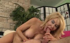 Mature woman Erica Lauren loving fat cock