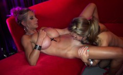 Strip Club lesbians