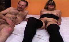 Italian masked mom anal sex