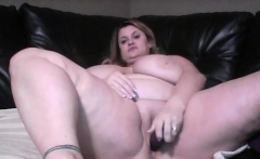 Fat boobs exam