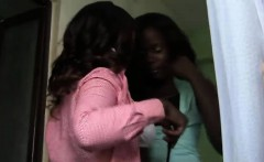 Black hotties Megan and Veronica know how to please each