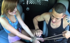 Extreme vagina piercing and shadow slave xxx Angry boyfriend