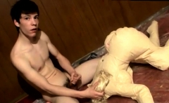 Boy cum shots gay A Doll To Piss All Over
