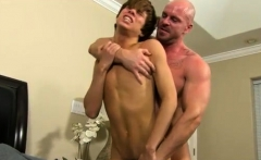 Men cum in panties and hardcore gay young guys while getting