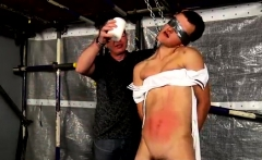 Male bondage positions gay The Master Drains The Student