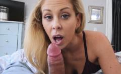 Hot cougar Cherie Deville loves stepsons dick