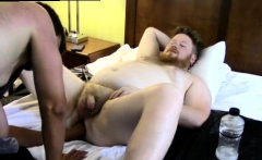 Old gay daddy and straight fat man sex In between fisting, t