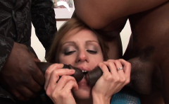 Brutal anal insertions and foursome