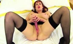 British mom Tanya Cox playing with herself