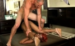 Black Dirtbag Tila Flame Sucking And Riding Dick In Stunt