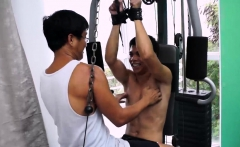 Asian Twink Vahn Tied And Tickled