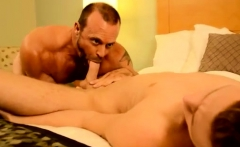 Hard core gay sex fat men Billy is too youthfull to go out d
