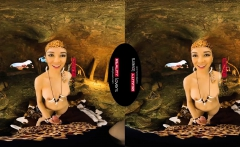 RealityLovers - 10.000 BC in a Cave Virtual Sex