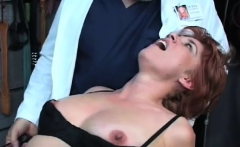 Big boobs hottie hard screwed in bondage xxx scenes
