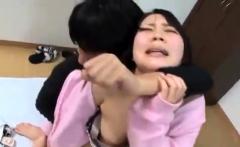 HOT Asian Babe Fingering HD