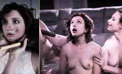 Casey Calvert, Eliza Jane, Elena Koshka In Anne Act Two The