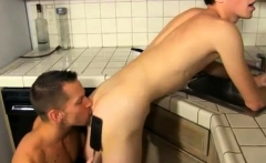 Gay twink associated close up Some kinky spatchula play migh