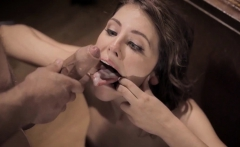 Adriana Chechik In A Study In Gaping 2