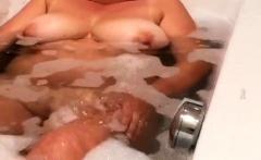 hotel bathroom hidden cam naked MILF
