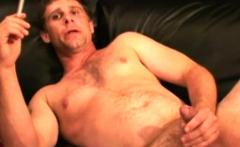 Mature Amateur Mark Jacking Off