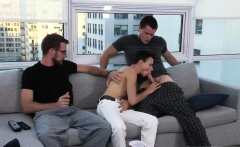 Licking low hanging balls gay porn movietures Is it possible