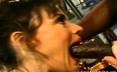A Big Blg Black Cock Sex Session
