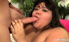 Enormous Asian Plumper Sugar BBW Drilled
