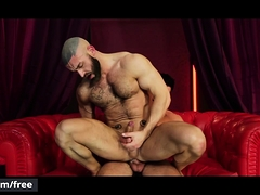 Francois Sagat And Paddy Obrian