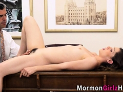 Hairy Pussy Mormon Teen